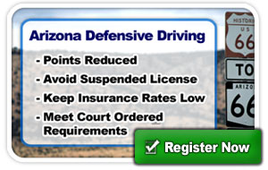 Mohave County Defensive Driving