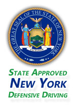 New York State Approved Defensive Driving School