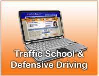 Online Traffic School and Defensive Driving
