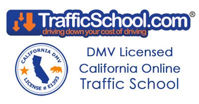Online California DMV Licensed Traffic School