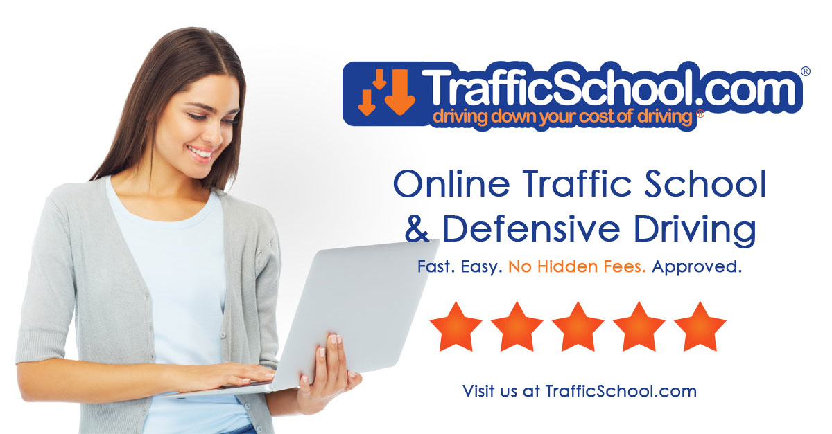 Traffic School Completion Certificates For Online Drivers Ed
